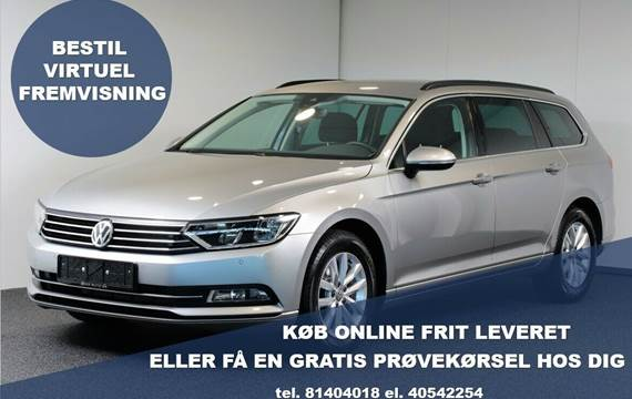 VW Passat 2,0 TDi 150 Comfort Prem. Vari DSG