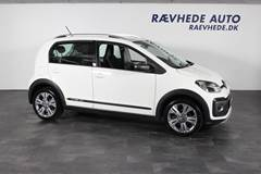 VW Up! Cross 1,0 MPi 75 ASG