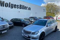 Mercedes C220 2,2 CDi Avantgarde AMG stc. BE