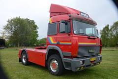 Iveco Turbo Star V8 420