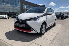 Toyota Aygo 1,0 VVT-I X-Press  5d