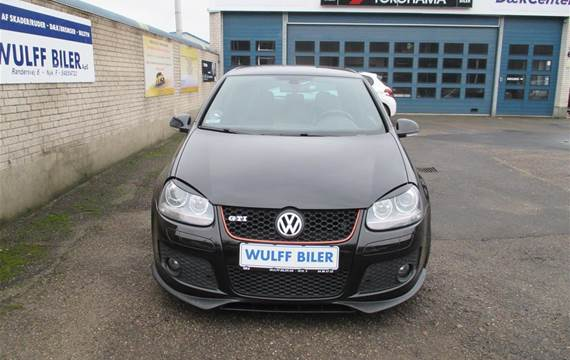 VW Golf 2,0 GTI DSG  3d Aut.