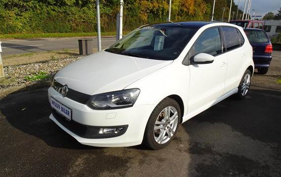 VW Polo 1,4 TDI BMT BlueMotion  5d