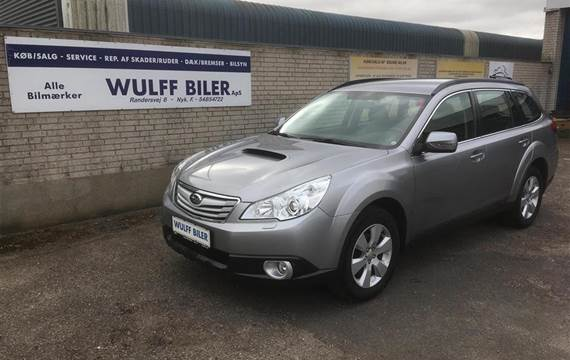 Subaru Outback 2,0 D Business AWD  Stc 6g