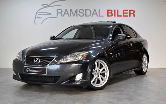 Lexus IS220d 2,2 Sport