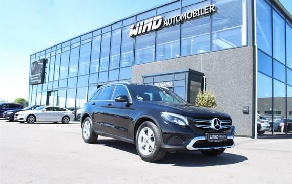 Mercedes GLC220 d 2,2 aut. 4Matic