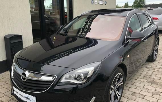 Opel Insignia 2,0 CDTi 163 Cosmo OPC-Line ST aut