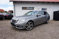 Mercedes E350 3,0 CDi stc. aut. 4-M BE