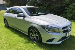 Mercedes CLA200 1,6 Shooting Brake  7G-DCT  Stc 7g Aut.