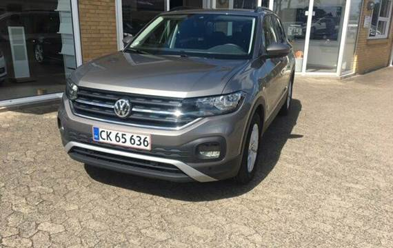 VW T-Cross 1,6 TDi 95 Life