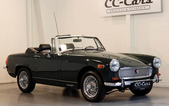 MG Midget 1,5 Roadster