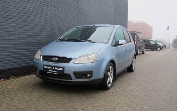 Ford Focus C-MAX 1,6 TDCi Ghia aut. Van
