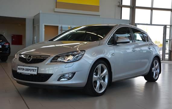 Opel Astra 1,6 T 180 Sport