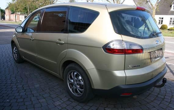 Ford S-MAX 1,8 TDCi 125 Trend 7prs