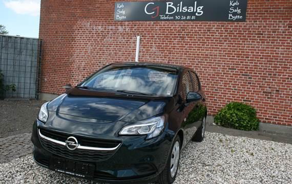 Opel Corsa 1,4 16V Cosmo aut.