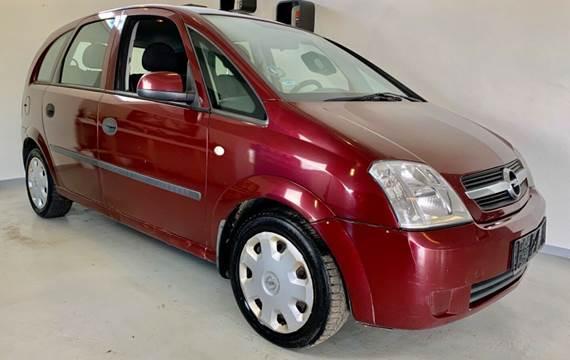 Opel Meriva 1,4 16V Cosmo