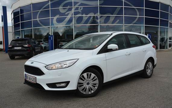 Ford Focus 1,0 EcoBoost Business  Stc 6g