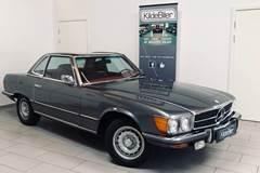 Mercedes 450 SL 4,5 V8 aut.