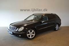 Mercedes E280 3,2 CDi Elegance stc. aut.