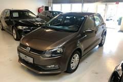 VW Polo 1,0 75 Trendline BMT