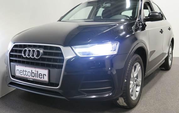 Audi Q3 2,0 TDi 150 Sport