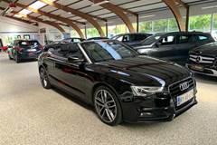 Audi A5 1,8 TFSi 170 Cabriolet