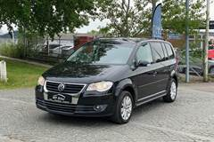 VW Touran 2,0 TDi 140 United 7prs