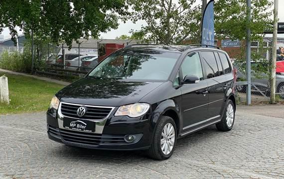 VW Touran 2,0 TDi 140 United 7prs