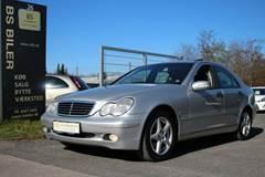 Mercedes C200 2,0 Komp. Classic aut.