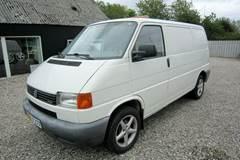 VW Transporter 2,5 TDi 102 Kassevogn kort
