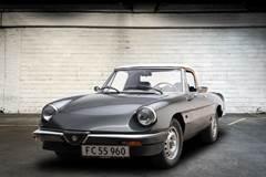 Alfa Romeo Spider 1,6