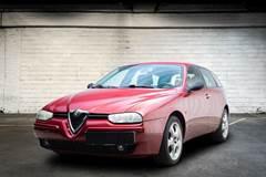 Alfa Romeo 156 2,5 V6 Sportwagon