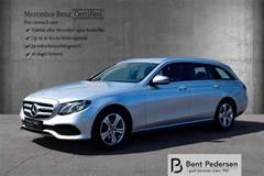 Mercedes E220 d 2,0 T  D Business 9G-Tronic  Stc 9g Aut.