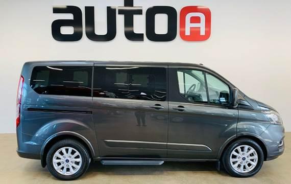 Ford Tourneo Custom 320S 2,0 TDCi 130 Titanium