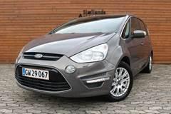 Ford S-MAX 2,0 TDCi 163 Titanium S aut. 7prs