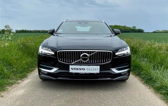Volvo V90 2,0 D5 Inscription AWD  Stc 8g Aut.