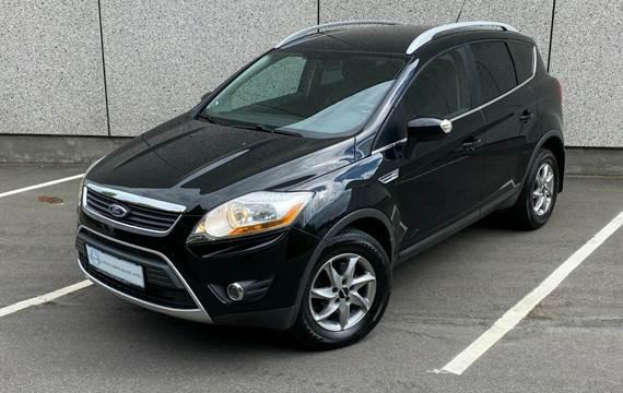 Ford Kuga 2,0 TDCi 140 Titanium S AWD