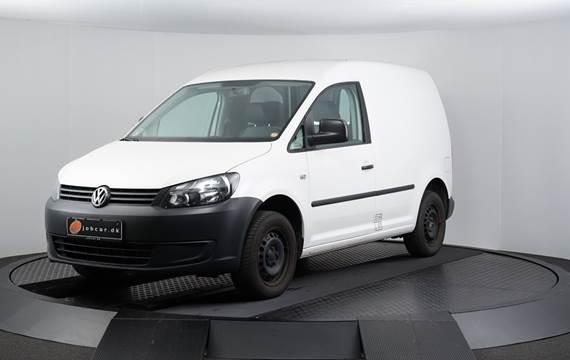 VW Caddy 1,6 TDi 102 BMT Van