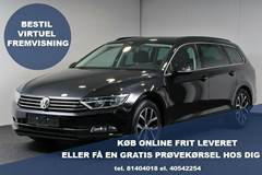 VW Passat 2,0 TDi 150 Comfort+ Vari. DSG
