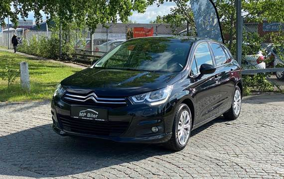 Citroën C4 1,6 BlueHDi 100 Feel Complet