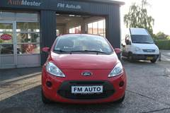 Ford Ka 1,2 Grand Prix II  3d