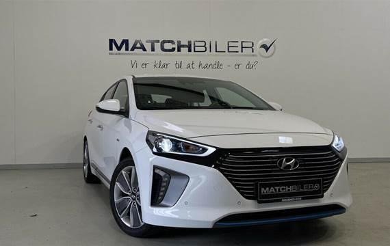 Hyundai Ioniq 1,6 HEV Premium DCT