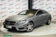 Mercedes CLS63 5,5 AMG Performance aut.