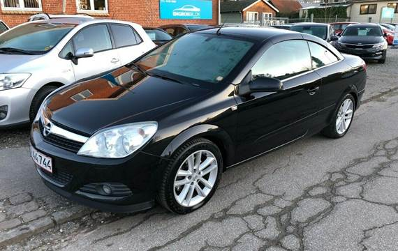 Opel Astra 2,0 Cosmo TwinTop