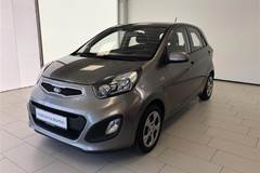 Kia Picanto 1,0 Motion Plus  5d