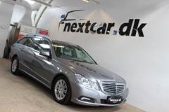 Mercedes E250 2,2 CDi Elegance stc. aut. BE