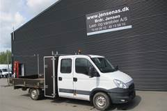 Iveco Daily 2,3 35S13 D, 5-g  DobKab