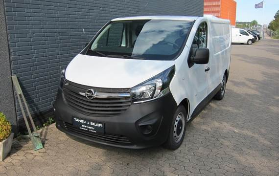 Opel Vivaro 1,6 CDTi 120 Edition L1H1