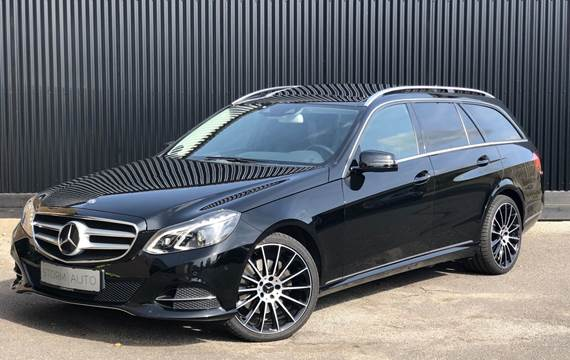 Mercedes E250 2,2 CDi Avantgarde stc. aut.