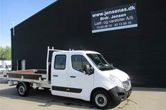 Renault Master 2,3 2.3 dCi S&S 145 Chassis med dob.kab. T35 L3